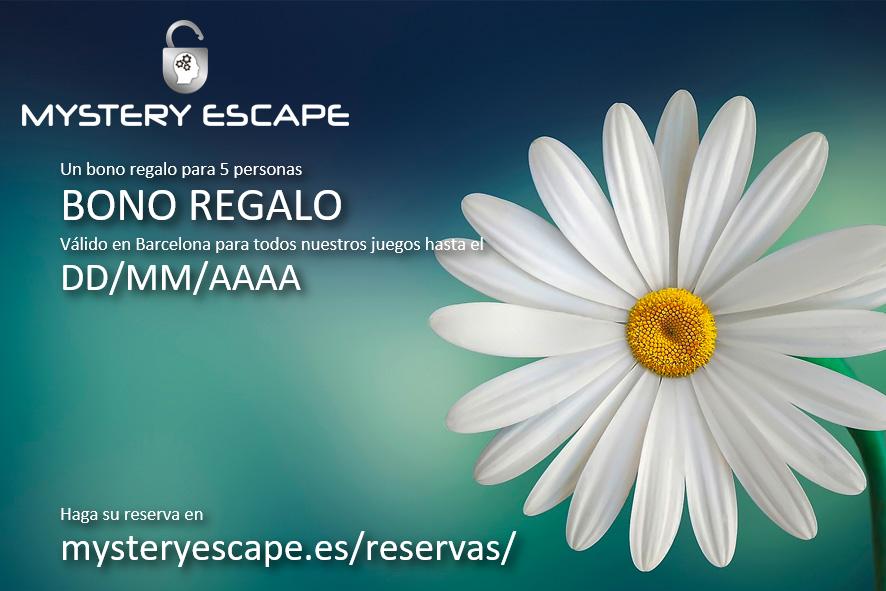 Bono Regalo - Primavera 2
