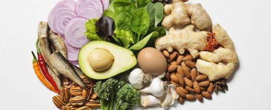 Alimentos para mantener en forma el cerebro