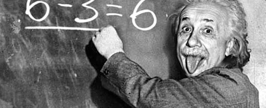 El sencillo método para resolver problemas según Einstein