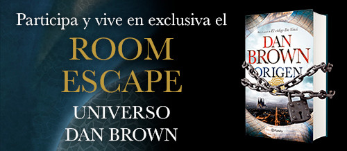 ¿Nuevo Escape Room del Universo Dan Brown?